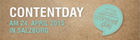 ContentDay 2015