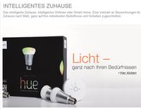 Amazons Smarthome-Shop: Lampen per WiFi steuern (Bild: Amazon / hightext.de)