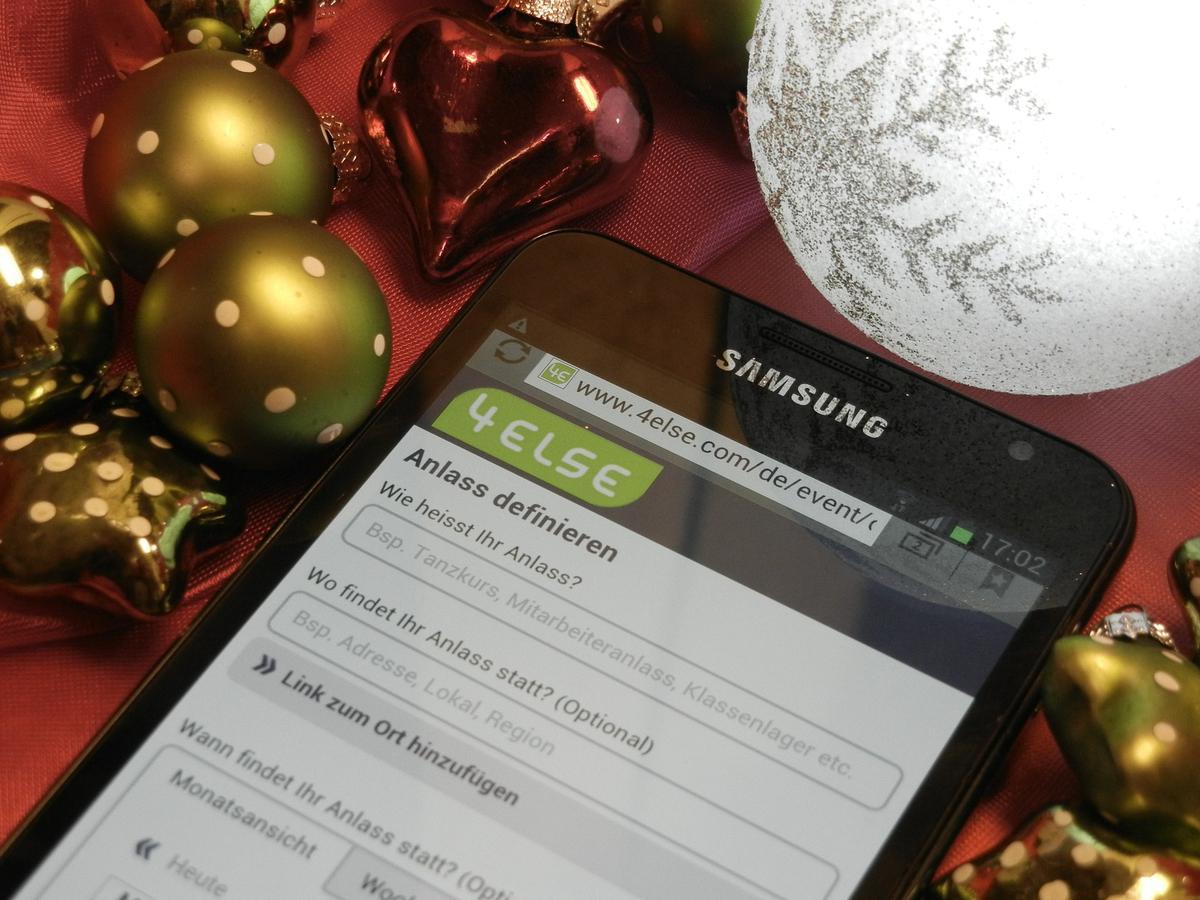 Deutsche sind unbesorgter beim Onlineshopping zu Weihnachten