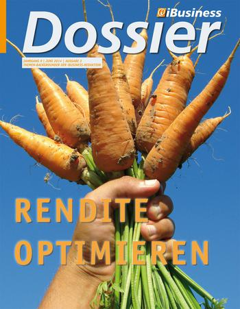 iBusiness Dossier: 'Rendite optimieren'