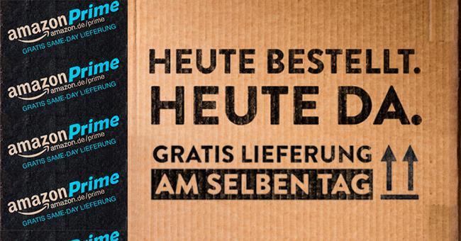Same Day Delivery Deutschland