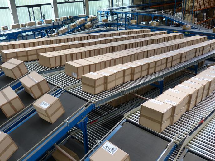 Logistik studie die besten paketdienstleister deutschlands for Die besten innenarchitekten deutschlands