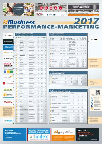 iBusiness-Poster 'Performance Marketing 2017'