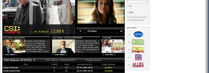 RTL baut sein Video-on-Demand-Angebot aus