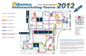 Die iBusiness Online Marketing Tour zur dmexco 2012