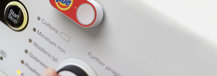 Amazon bringt Dash-Button nach Deutschland