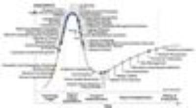 Gartners Hype Cycle der aufstrebenden Technologien 2012