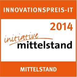 Details zum Award 'Innovationspreis-IT der Initiative Mittelstand'