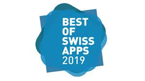 Details zum Award 'Best of Swiss Apps'
