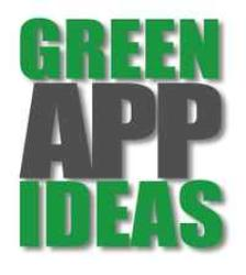 Details zum Award 'Green App Ideas'