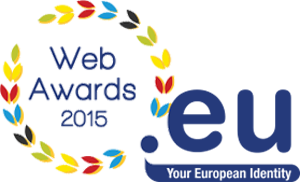Details zum Award '.eu WEB AWARDS'