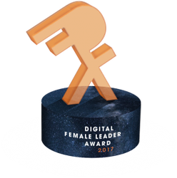 Details zum Award 'Digital Female Leader Award'