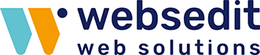 Firmenlogo websedit AG